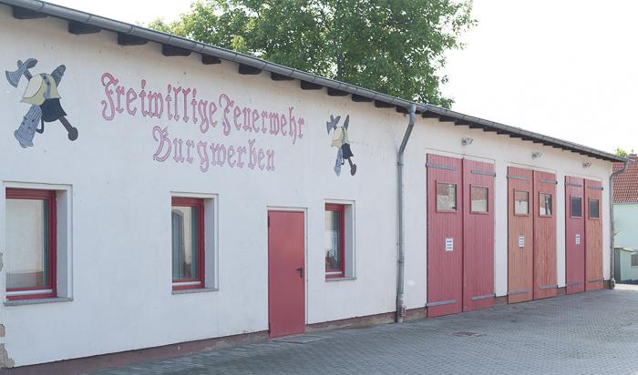 Feuerwehr-Burgwerben