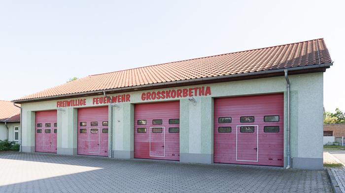 Feuerwehr-Großkorbetha