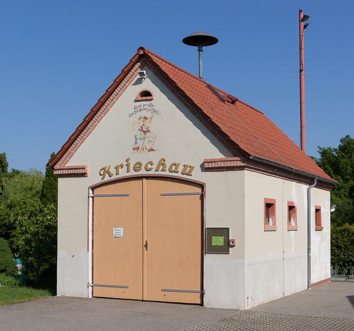 Feuerwehr-Kriechau