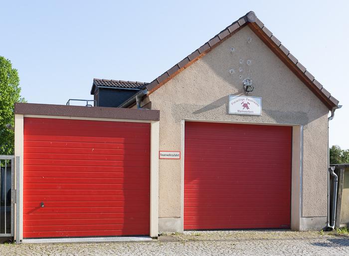 Feuerwehr-Markwerben