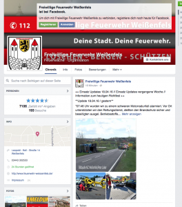 Link zur Facebook-Seite