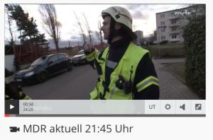 Videolink MDR Aktuell