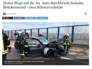 Artikel der Mitteldeutschen Zeitung